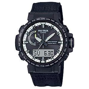 [カシオ] 腕時計 プロトレック クライマーライン 電波ソーラー PRW-60YBM-1AJF メンズ