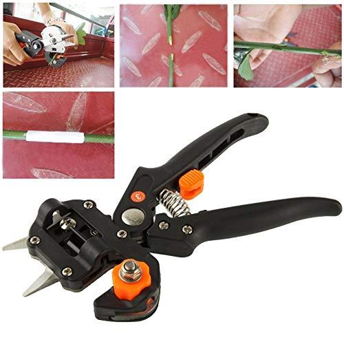 Fenghezhanouzhou Outil de Coupe de greffage Professionnel de Jardin/sécateur de greffe/Ciseaux de greffage pour Arbre fruitier de légume