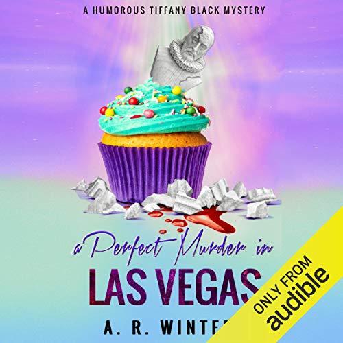 A Perfect Murder in Las Vegas cover art