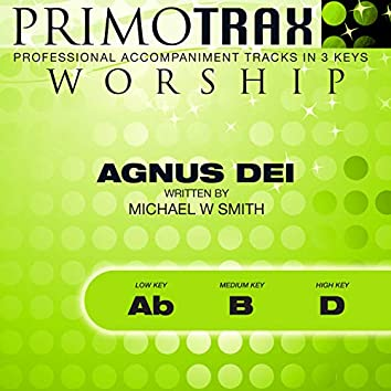 Agnus Dei (Worship Primotrax) [Performance Tracks] - EP