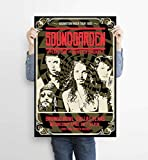 LKY Soundgarden Poster, Heavy Metal Rockband Soundgarden