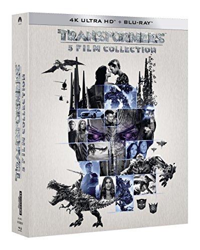 Blu-Ray - Transformers Collection (5 Blu-Ray 4K Ultra Hd+5 Bd) (1 Blu-ray)