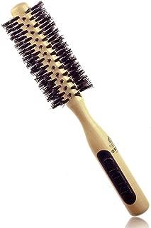 Kent NS04 / PF04 Natural Shine, Pure Boar Bristle, Radial Hairbrush (45mm)
