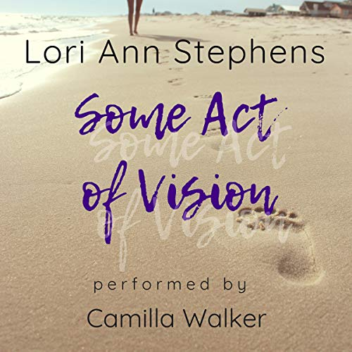 Some Act of Vision audiobook cover art