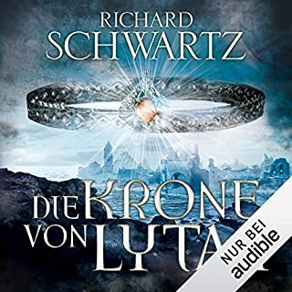 Die Krone von Lytar     Die Lytar-Chronik 1              By:                                                                                                                                 Richard Schwartz                               Narrated by:                                                                                                                                 Michael Hansonis                      Length: 19 hrs and 24 mins     1 rating     Overall 4.0