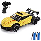 Drift RC Cars, 1/18 Scale Remote Control Car, 2.4Ghz High Speed Racing Sport Car, Electric Toy Car Best Xmas Gifts Birthday Gift for All Adults & Kids (5618-5)