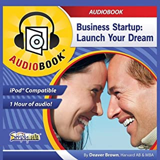 Business Startup audiobook cover art