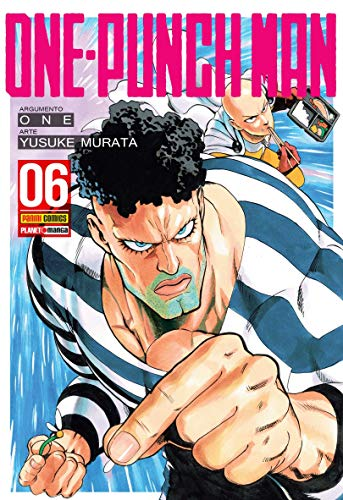 One-Punch Man Vol. 06
