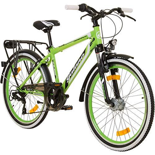 Galano Adrenalin Mountainbike jeugdfiets MTB hardtail fiets vanaf 140 cm/11 jaar