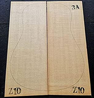 Guitar Parts & Accessories - AAA Claw Pattern Sitka Spruce Solid Wood Guitar Panel Guitar Making Material Guitar Maintenan...