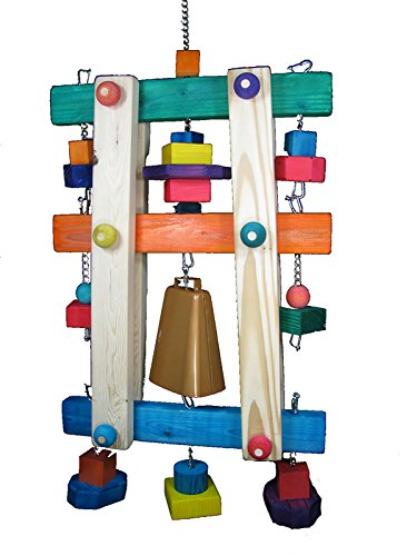 Mighty Bird Toys Extreme Bell Tower