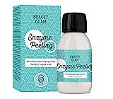 BEAUTY GLAM - Enzyme Peeling Porenverfeinerndes Enzympeeling für das Gesicht, Exfoliator für empfindliche Haut geeignet - Vegan, silikonfrei, ohne Farbstoffe, ohne Parfum, Made in Germany - 35gr