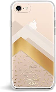Zero Gravity Case Compatible with iPhone 7/8 - Cascade - Geometric Patterns - 360° Protection, Drop Test Approved
