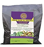 Shehri Kisaan Calcium Rich Earthworm Castings Vermicompost Complete Plant Food 5 kg Pack Enriched with Organic Growth Booster Granules with Cocopeat for Indoor Outdoor Gardening Organic NPK Substitute horny goat weed May, 2021