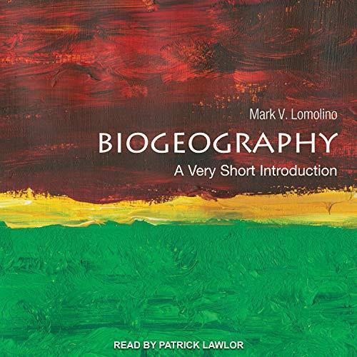 Biogeography cover art