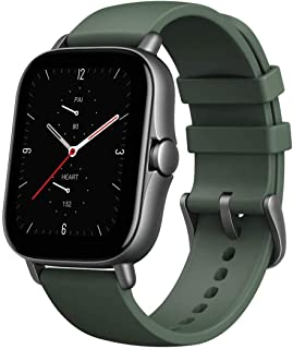 Amazfit GTS 2E Smartwatch with 24H Heart Rate Monitor, Sleep, Stress and SPO2 Monitor, Activity Tracker Sports Watch with ...