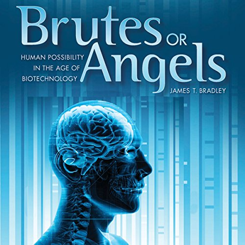 Brutes or Angels audiobook cover art