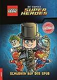 LEGO® DC COMICS SUPER HEROES Schurken auf der Spur