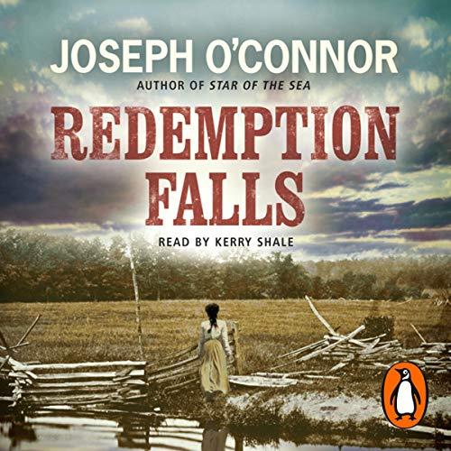 Redemption Falls audiobook cover art