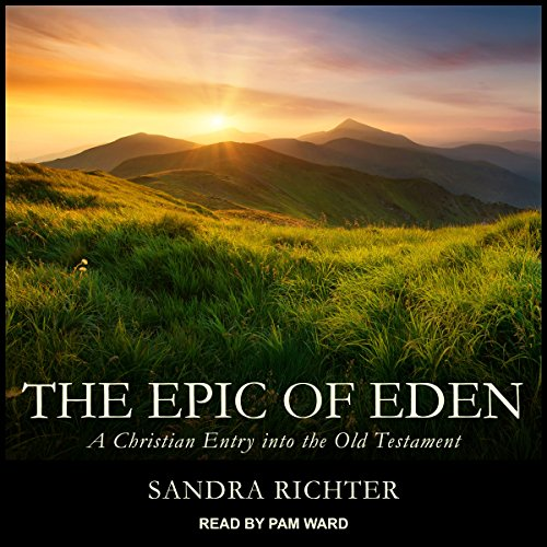 The Epic of Eden audiobook cover art