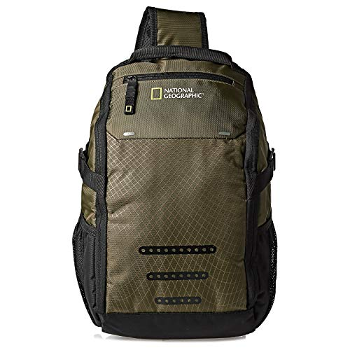 National Geographic Trail Sac de Gym Beige 36 cm 0,54 l