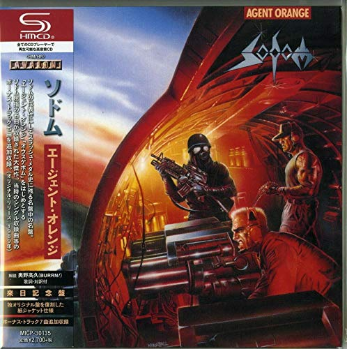 Sodom: Agent Orange (SHM-CD) (incl. Bonus Material) (Audio CD (Live))