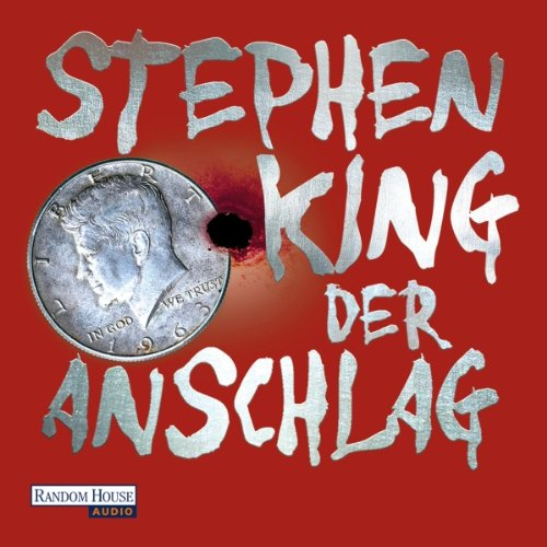 Der Anschlag audiobook cover art