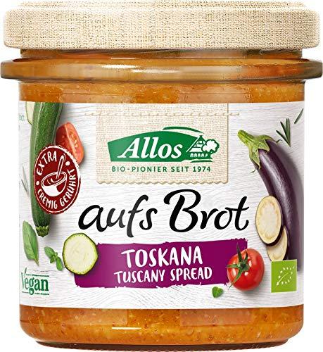Allos Bio aufs Brot Toskana (6 x 140 gr)