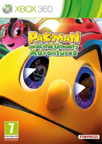 PRE-ORDER! Pac-Man & The Ghostly Adventures HD Microsoft XBox 360 Game UK
