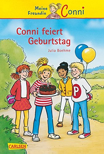 Cover des Mediums: Conni feiert Geburtstag
