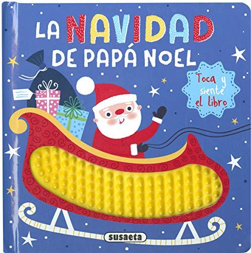 La Navidad de papá Noel (Libros con silicona)