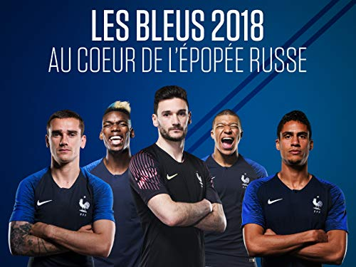 Les Bleus 2018, The Russian Epic - Season 1