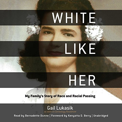 White like Her audiobook cover art