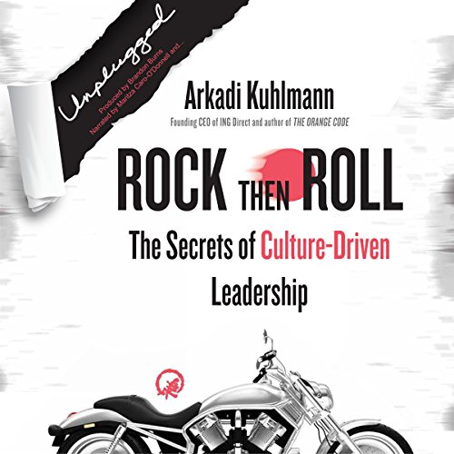 Rock then Roll audiobook cover art