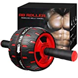 Ab Roller Wheel Workout Equipment - Ab Roller Wheel for Abdominal Exercise,Home Workout...