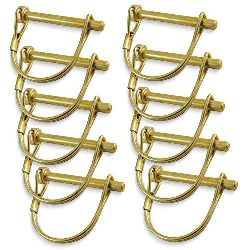 PTO Round Wire Shaft Locking Pin 1/4