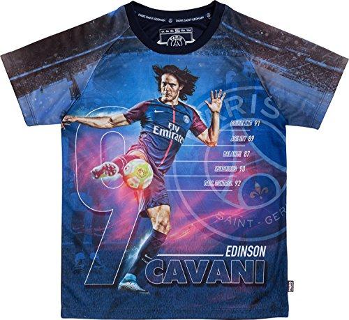 PSG Trikot Edinson Cavani – Offizielle Kollektion Paris Saint-Germain – Kindergröße 6 Jahre