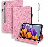 DYGG Compatible avec Coque Samsung Galaxy Tab A7 Lite 8.4 Pouce (SM-T220/T225) Tablette Housse Étui...