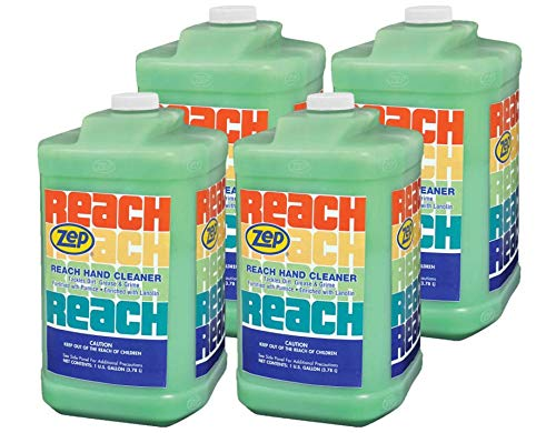 Zep Reach Hand Cleaner 92524 1 Gallon (Case of 4) Go to For Mechanics