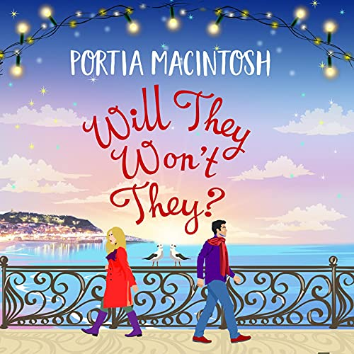 Will They, Won't They? cover art
