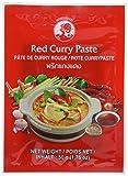 Currypaste, rot von Cock