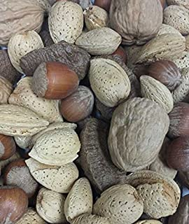Mixed Nuts - No Pecans - In Shell - 25 lb.