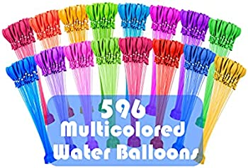596-Count Family Made Company Water Balloons