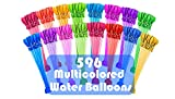 Water Balloons for Kids Boys & Girls Adults Party Easy Quick Summer Splash Fun Outdoor Backyard for Swimming Pool kp093