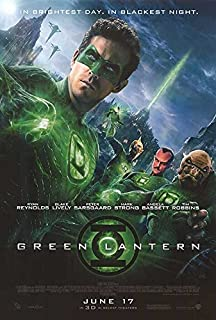 Green Lantern - Authentic Original 27