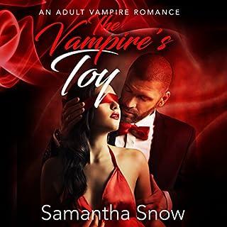 The Vampire's Toy cover art