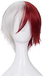 my hero academia red hair