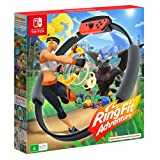 Nintendo Switch Ring Fit Adventure - Black