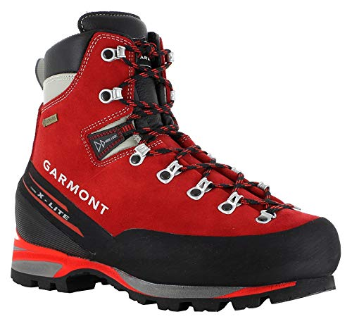 GARMONT Pinnacle GTX Mountaineer Boots Herren red Schuhgröße UK 9 | EU 43 2019 Schuhe