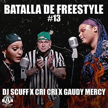 Batalla De Freestyle #13